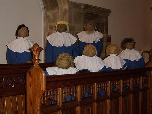 Kettlewell Scarecrow Fesitval