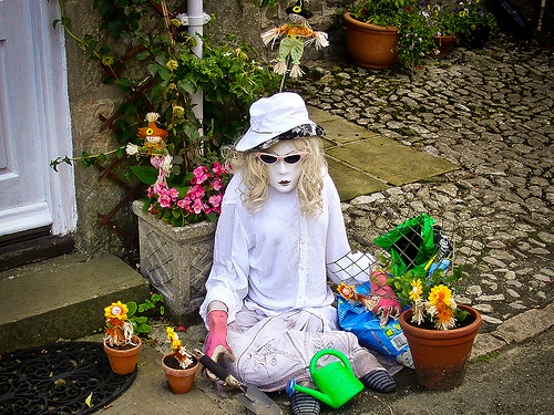 Kettlewell Scarecrow Fesitval
