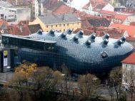 Kunsthaus Graz, Graz, Austria