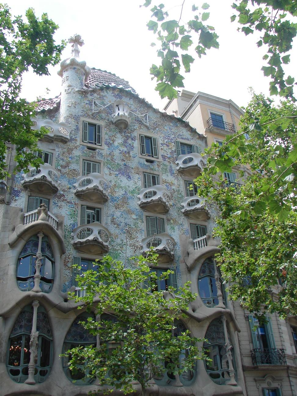 Casa Batlló - Alternate Exterior 1