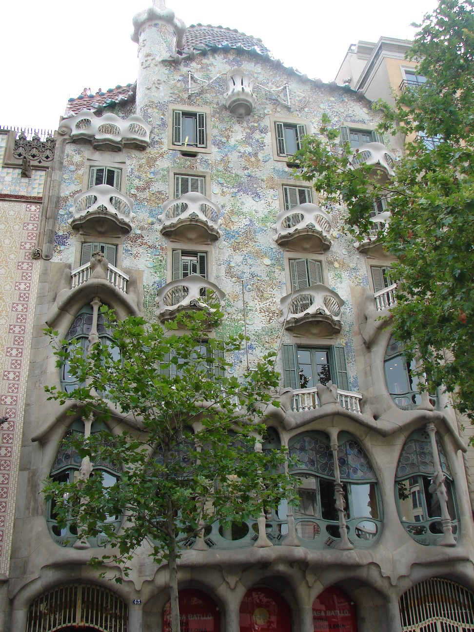 Casa Batlló - Alternate Exterior 2