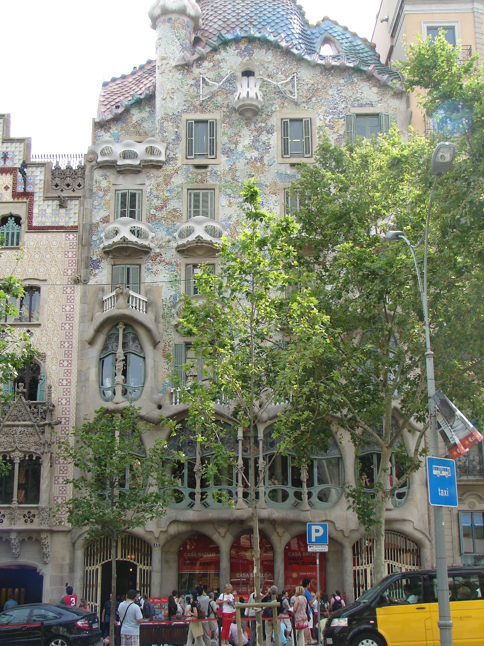 Casa Batlló - Alternate Exterior 3