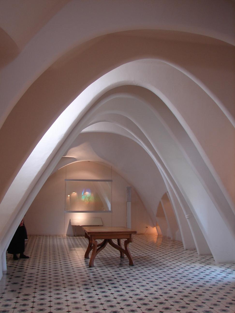 Casa Batlló - Arches 1