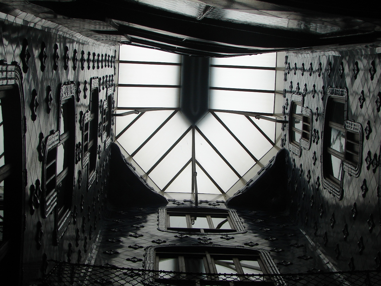 Casa Batlló - Atrium