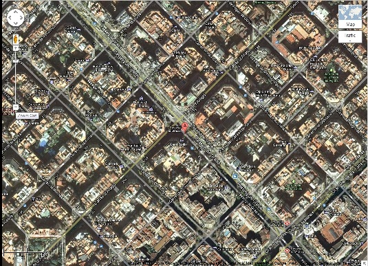 Casa Batlló - Google Maps Screen Grab
