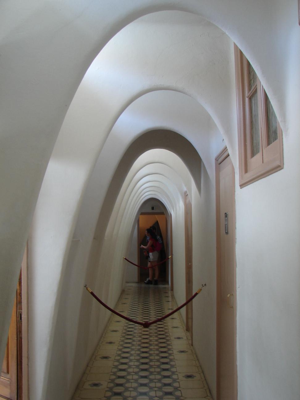 Casa Batlló - Arches 2
