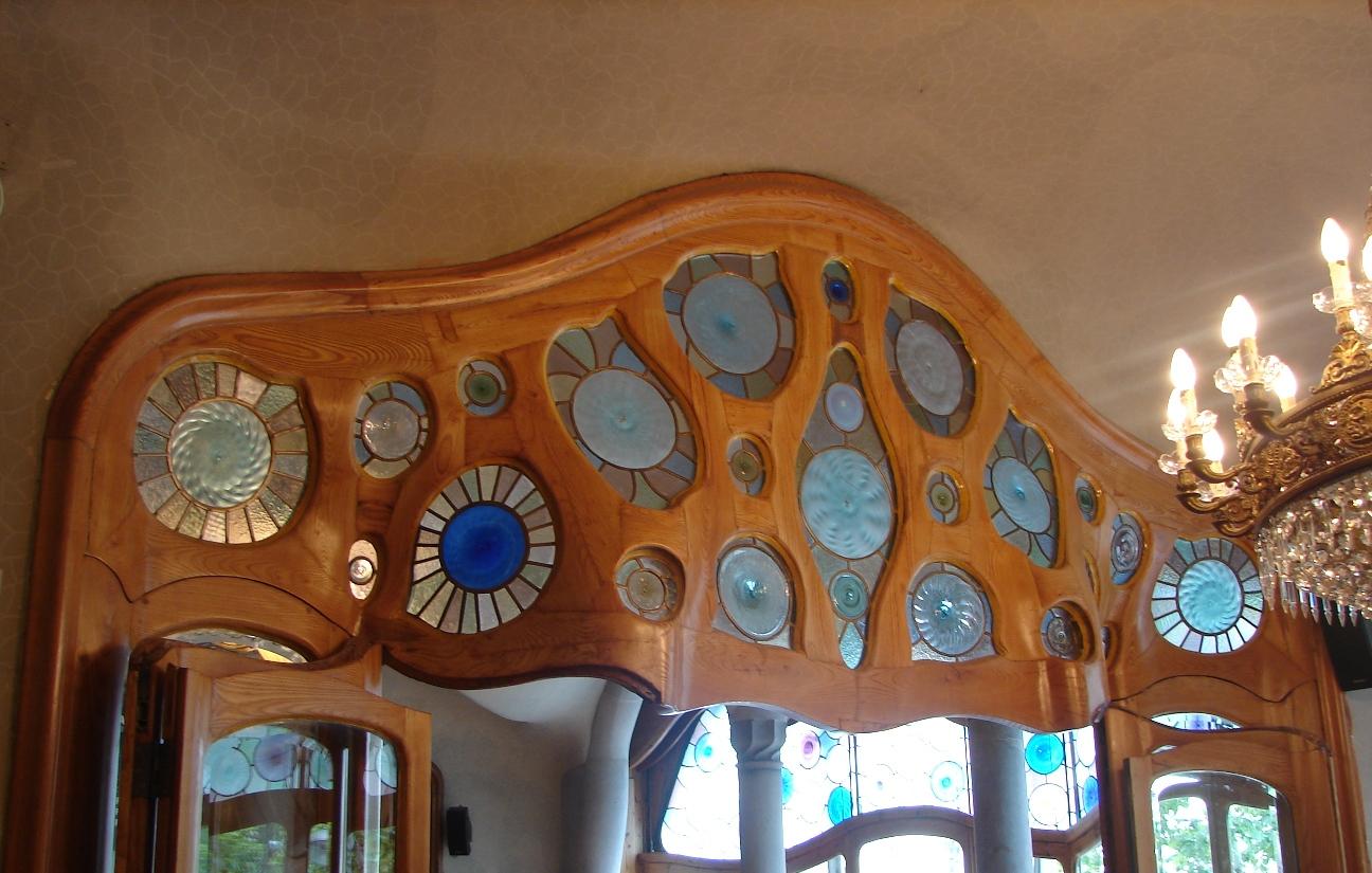 Casa Batlló - Door Frame
