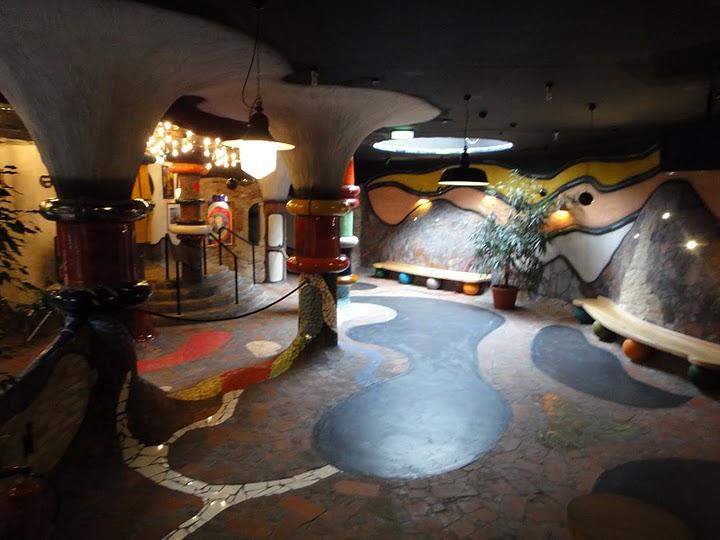 Kuchlbauer´s Bierwelt - Interior 5