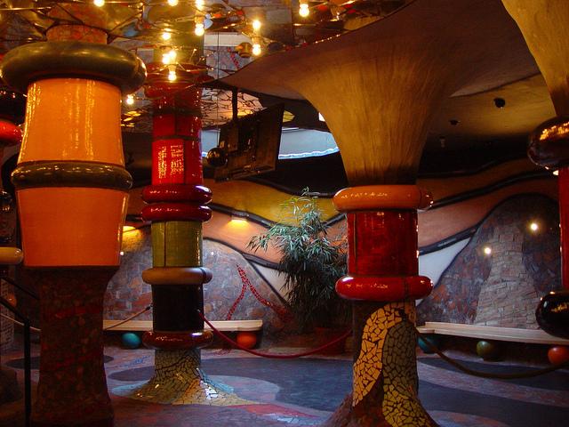 Kuchlbauer´s Bierwelt - Interior 3