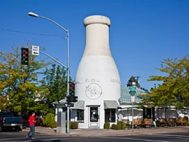 The Benewah Milk Bottle, 802 W Garland, Spokane, WA, USA