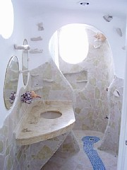The Conch House Isla Mujeres Mexico Strange Weird Wonderful - Conch-shell-house