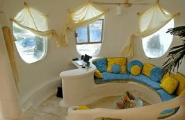 The Conch House Interior 1