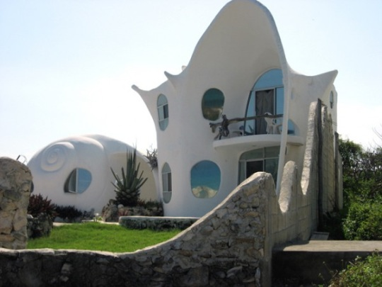 The Conch House, Isla Mujeres, Mexico