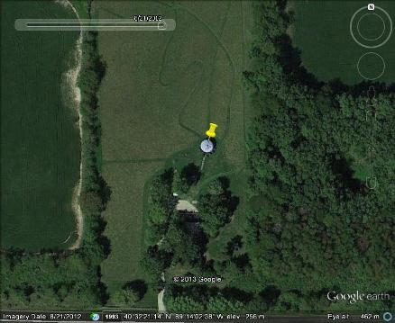 Danvers - Google Earth 082112