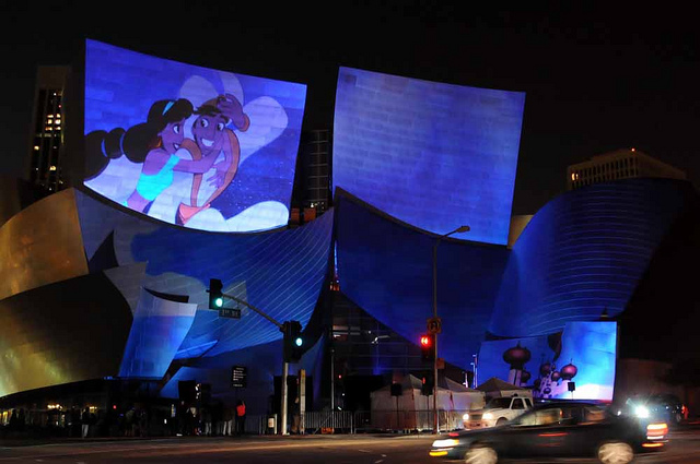 Walt Disney Concert Hall, Los Angeles, CA, USA - Color 2