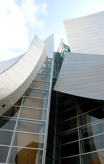 Walt Disney Concert Hall, Los Angeles, CA, USA - Detail 6