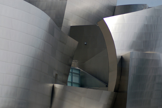 Walt Disney Concert Hall, Los Angeles, CA, USA - Detail 3