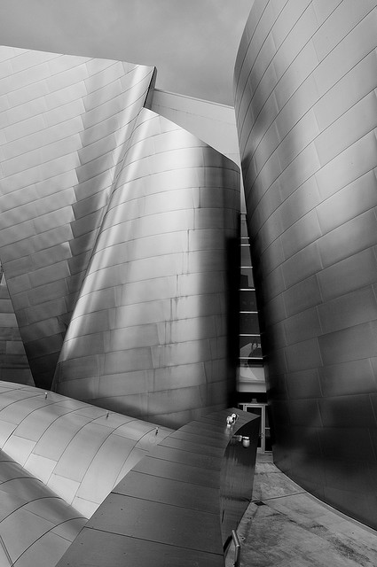 Walt Disney Concert Hall, Los Angeles, CA, USA - Detail 5