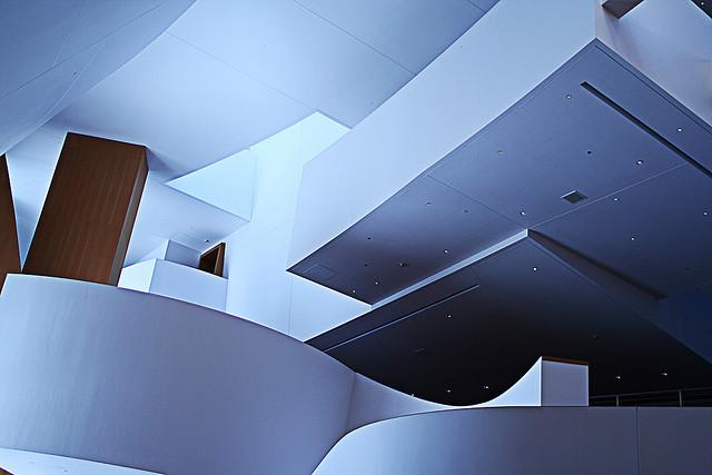 Walt Disney Concert Hall, Los Angeles, CA, USA - Interior 5