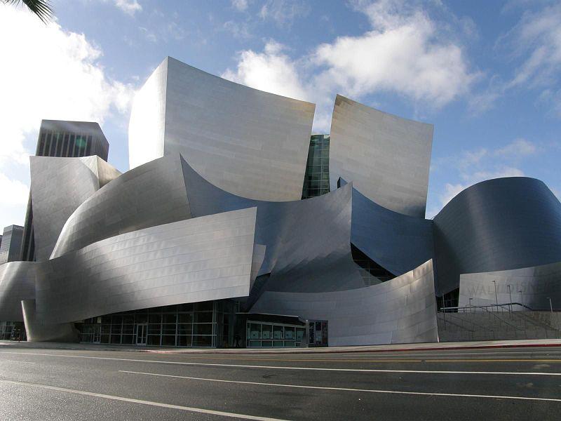 Walt Disney Concert Hall, Los Angeles, CA, USA - Alt 2