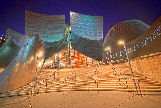 Walt Disney Concert Hall, Los Angeles, CA, USA - Night 5