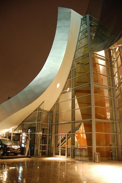 Walt Disney Concert Hall, Los Angeles, CA, USA - Night 4
