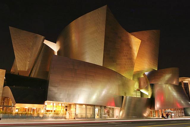 Walt Disney Concert Hall, Los Angeles, CA, USA - Night 1