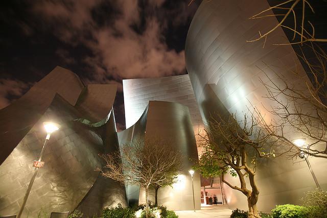 Walt Disney Concert Hall, Los Angeles, CA, USA - Night 2
