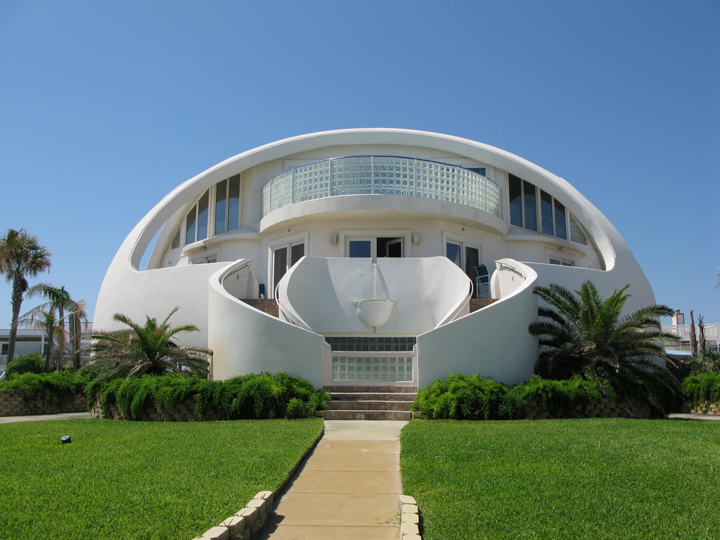 Images only strange weird wonderful and cool buildings for Florida cool