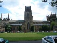 Durham Cathedral, Durham, UK