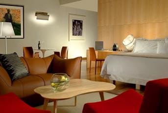 Hotel Marques de Riscal Executive Suite