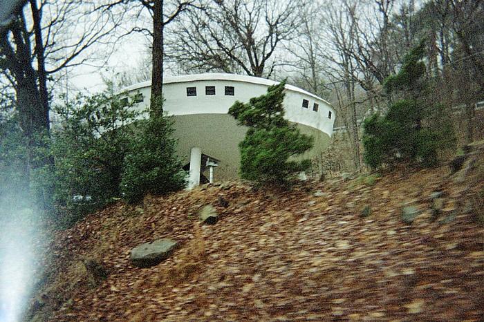 The Flying Saucer House, Signal Mountain, TN, USA - Alt 2