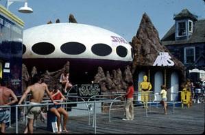 Futuro, Morey's Pier, NJ, USA - Funchase 5