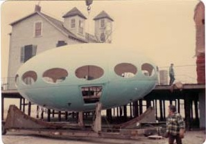 Futuro, Morey's Pier, NJ, USA - Funchase 1