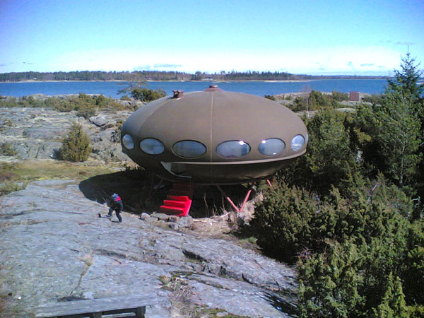 Futuro, Aland Islands - carlsson 1