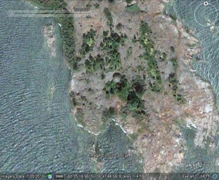 Futuro, Aland Islands - G/Earth 072010