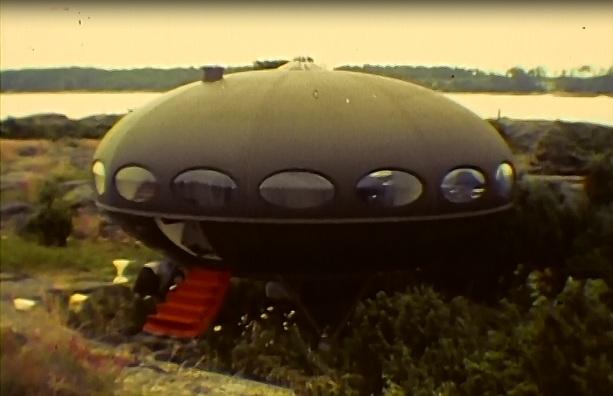 Futuro, Aland Islands, Finland - Video Capture 1