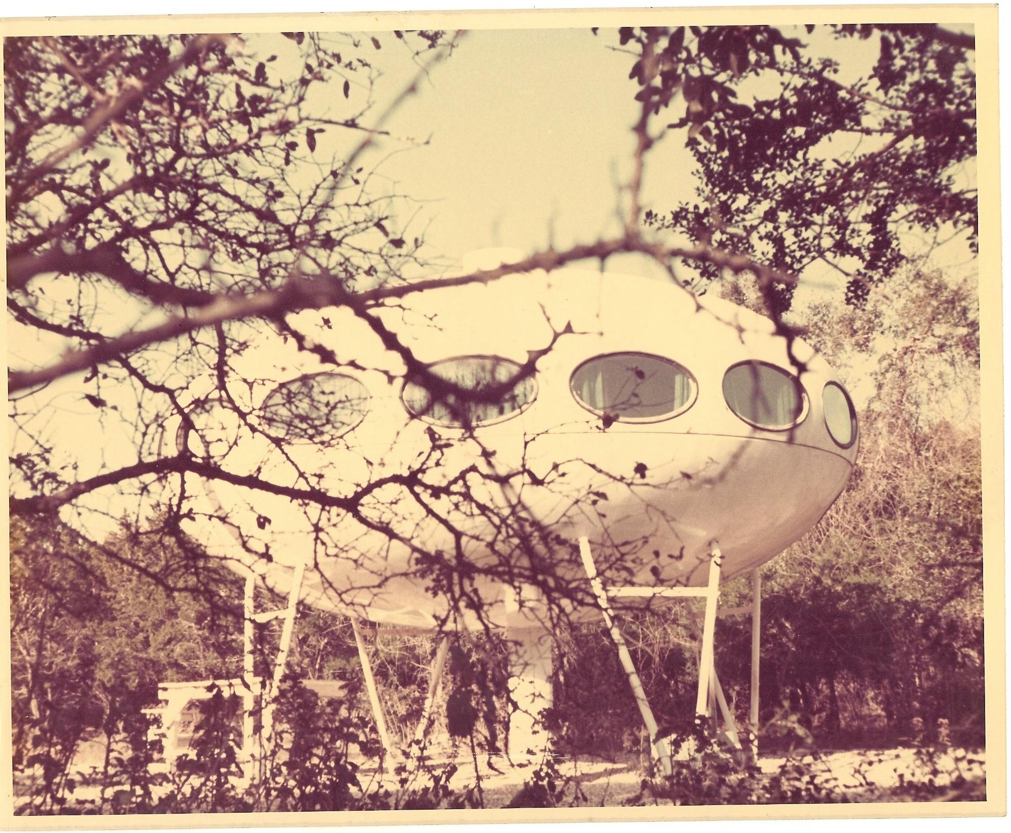 Futuro, Austin, Texas - 1970's