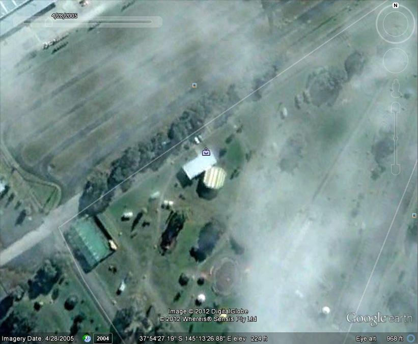 Futuro, Scoresby, VIC, Australia - Google Earth 2