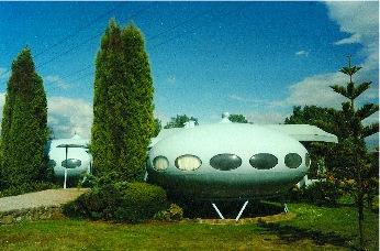 Futuro, Scoresby, VIC, Australia - Matahina 1