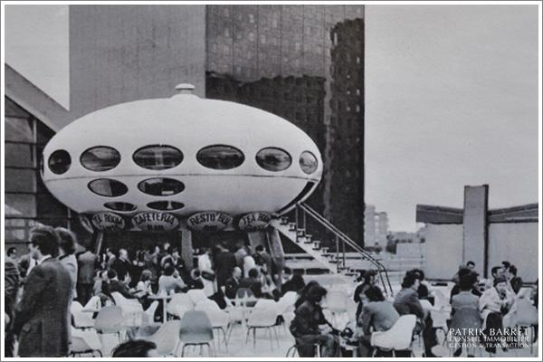 Futuro, Somewhere, France - 1968