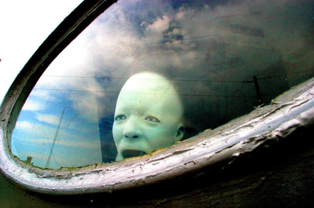 Futuro, Buxton, NC, USA - Alien By Andrew Henderson