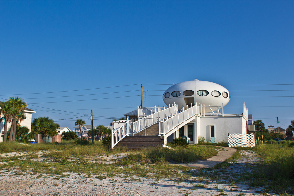 Futuro, Gulf Breeze, Florida, USA - usc_ty