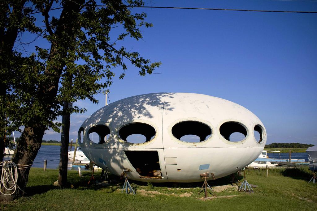 Futuro, Grenwich, New Jersey, USA - Alt 1