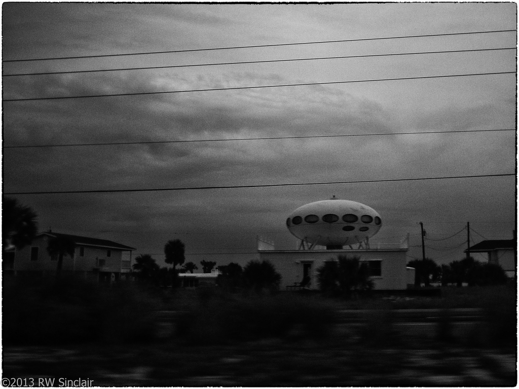 Futuro, Pensacola Beach, Florida, USA - R.W. Sinclair