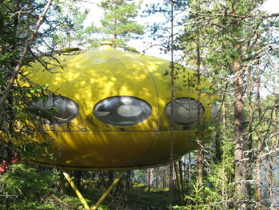 Futuro, Hirvensalmi, Finland