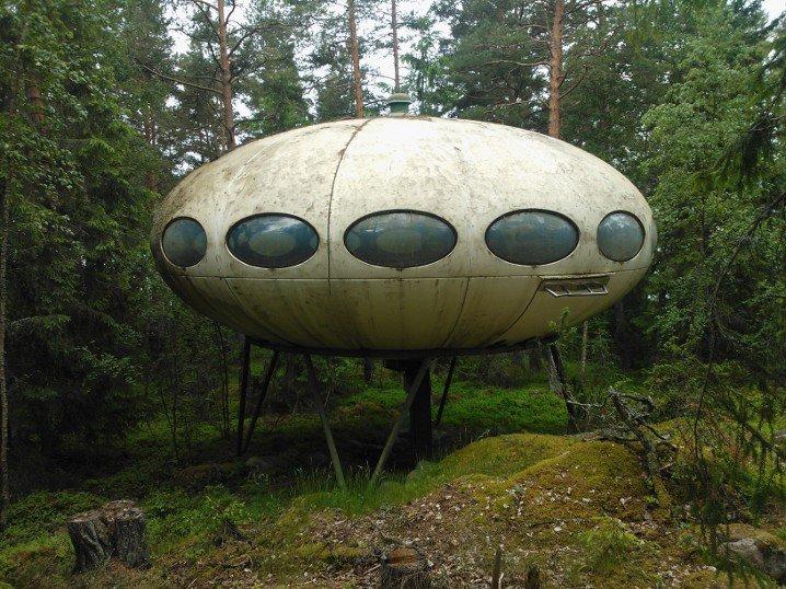 Futuro, Merimasku, Finland