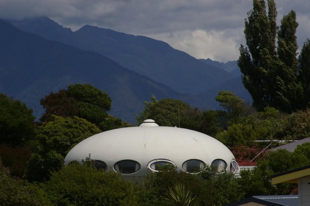 Futuro, Pohara, New Zealand
