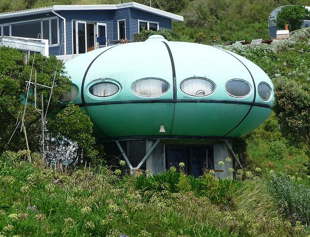 Futuro, Raglan, New Zealand