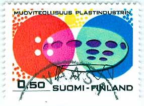The Futuro Stamp